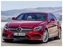 Mercedes CLS Coupe Leasing