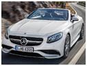 AMG Mercedes S63 AMG Cabriolet Leasing