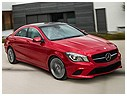 Mercedes CLA Coupe Leasing