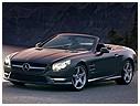 Mercedes SL Roadster Leasing