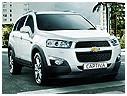 Chevrolet Captiva Leasing
