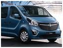Vauxhall Vivaro Double Cab Leasing
